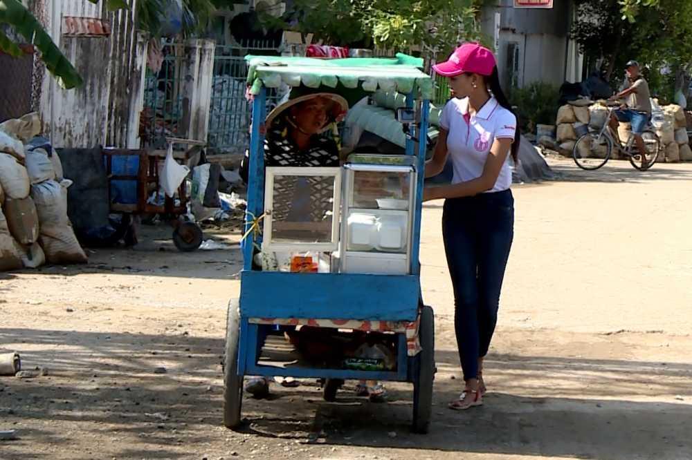 Tran Thanh bi thi sinh Hoa hau Viet Nam 'don tim' hinh anh 7