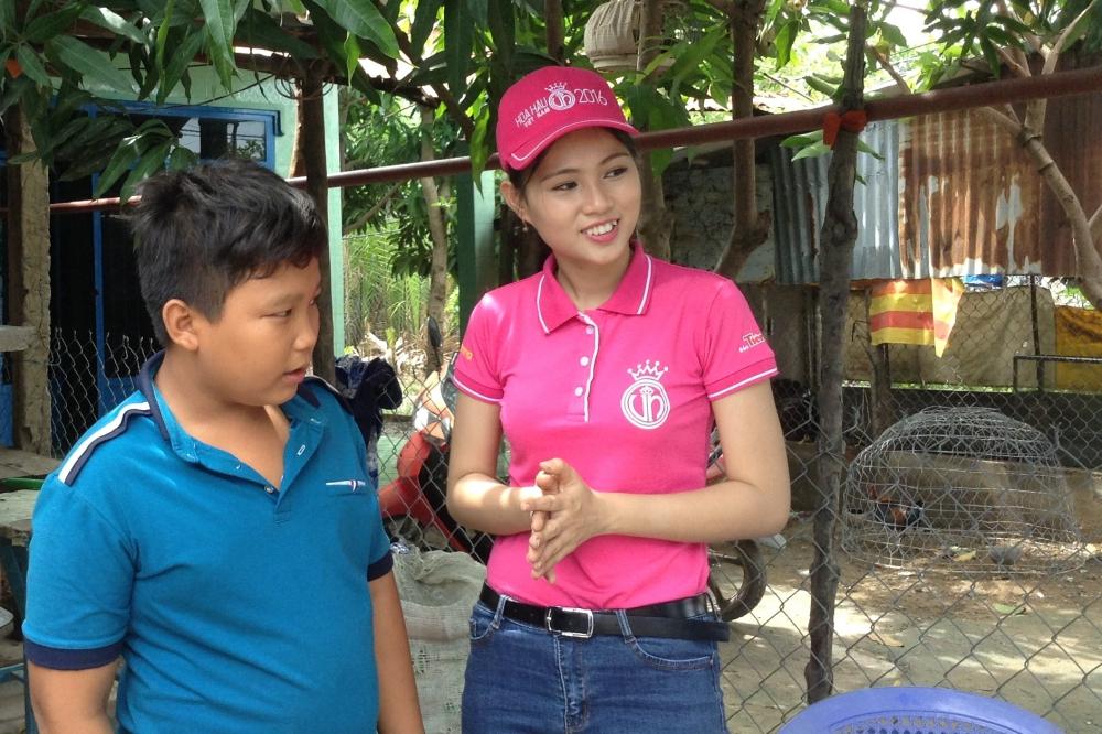 Tran Thanh bi thi sinh Hoa hau Viet Nam 'don tim' hinh anh 12