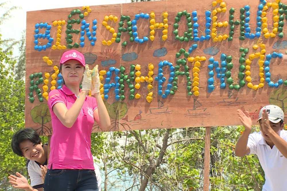 Tran Thanh bi thi sinh Hoa hau Viet Nam 'don tim' hinh anh 14