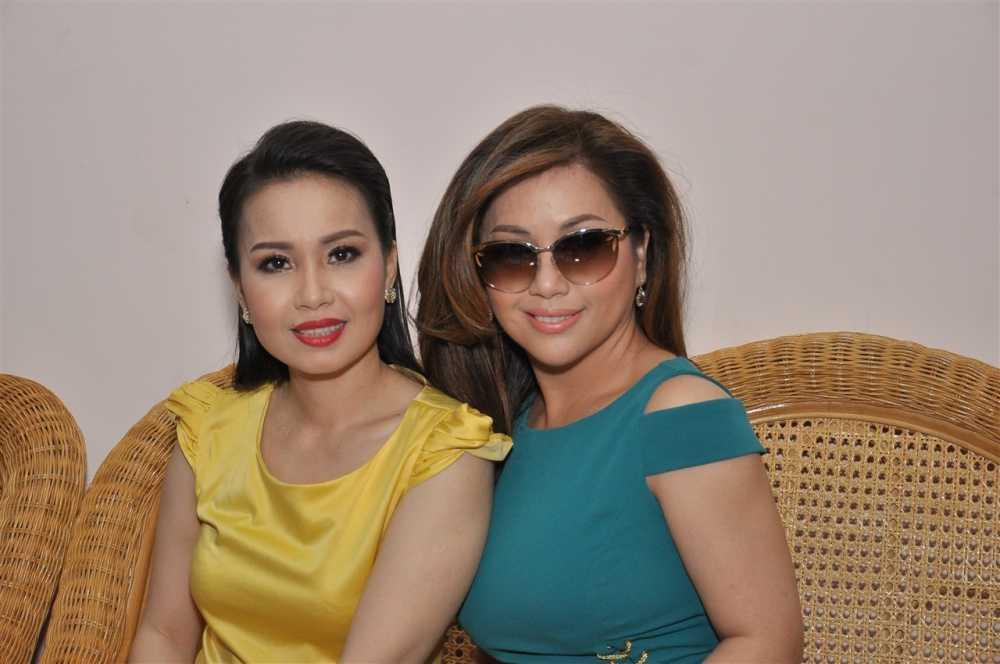 Noo Phuoc Thinh ngoi ghe huan luyen vien cung Dam Vinh Hung hinh anh 9