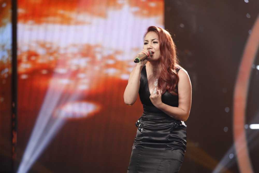 Vietnam Idol: Thu Minh bat binh khi Bang Kieu co tinh 'chup mu' thi sinh hinh anh 5