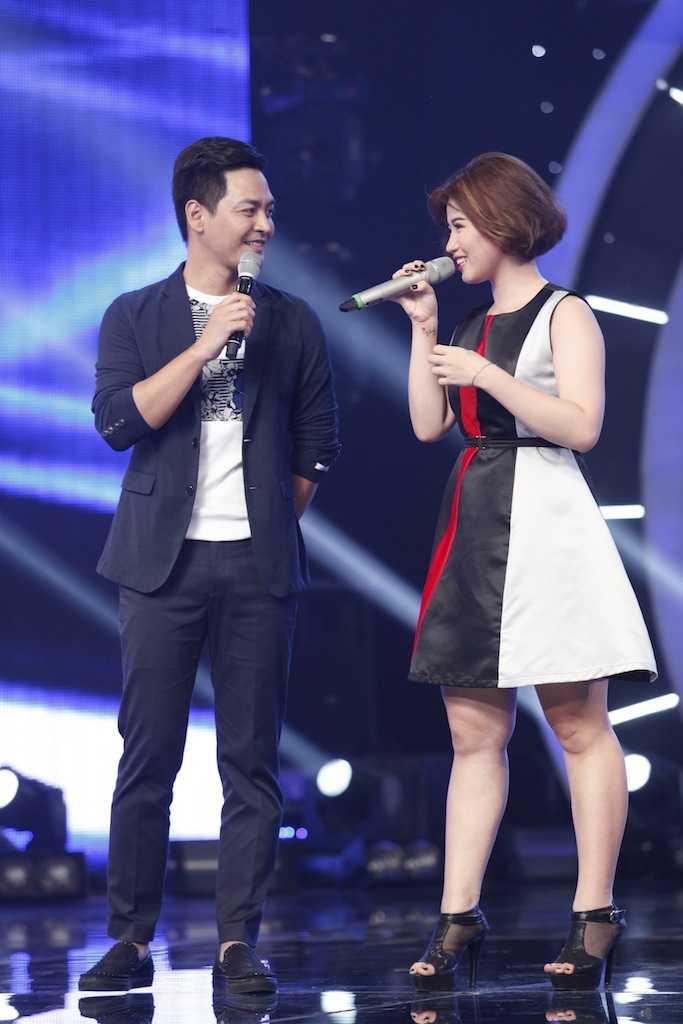 Vietnam Idol: Thu Minh bat binh khi Bang Kieu co tinh 'chup mu' thi sinh hinh anh 3