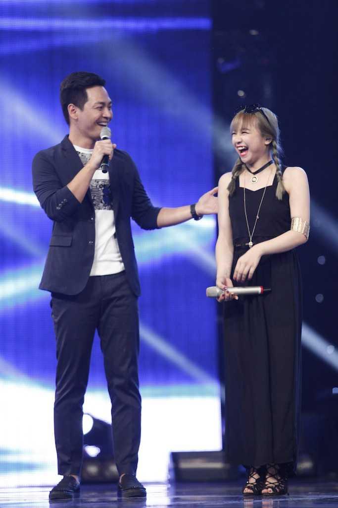 Vietnam Idol: Thu Minh bat binh khi Bang Kieu co tinh 'chup mu' thi sinh hinh anh 12