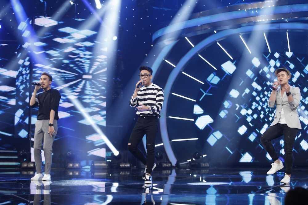 Vietnam Idol: Thu Minh bat binh khi Bang Kieu co tinh 'chup mu' thi sinh hinh anh 1