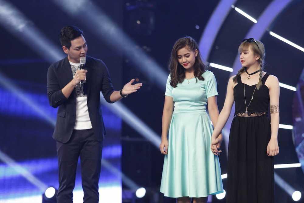 Vietnam Idol: Thu Minh bat binh khi Bang Kieu co tinh 'chup mu' thi sinh hinh anh 14