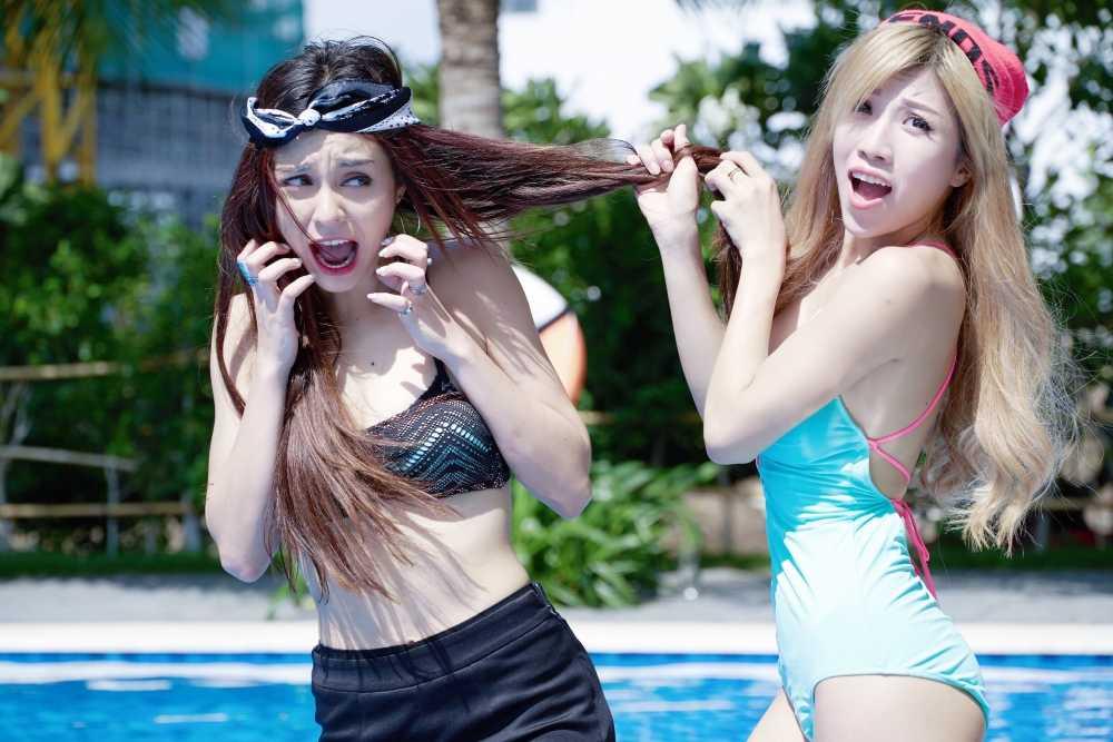 Trang Phap danh ghen voi MLee vi Cuong Seven hinh anh 3