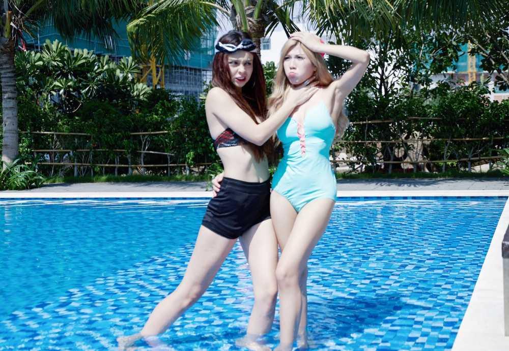Trang Phap danh ghen voi MLee vi Cuong Seven hinh anh 4