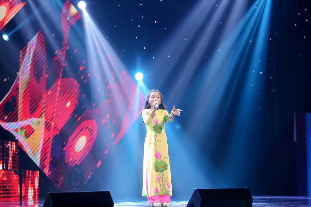 Hoc tro cua Vu Cat Tuong se dang quang The Voice Kids 2016? hinh anh 4