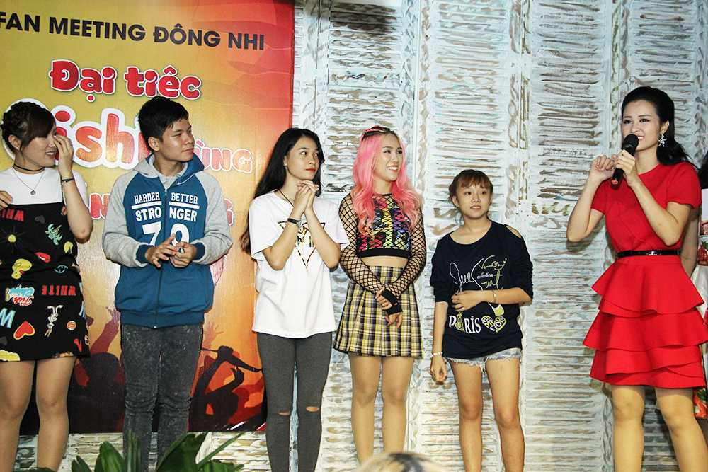 Dong Nhi tiet lo ve liveshow dau tien trong su nghiep hinh anh 4