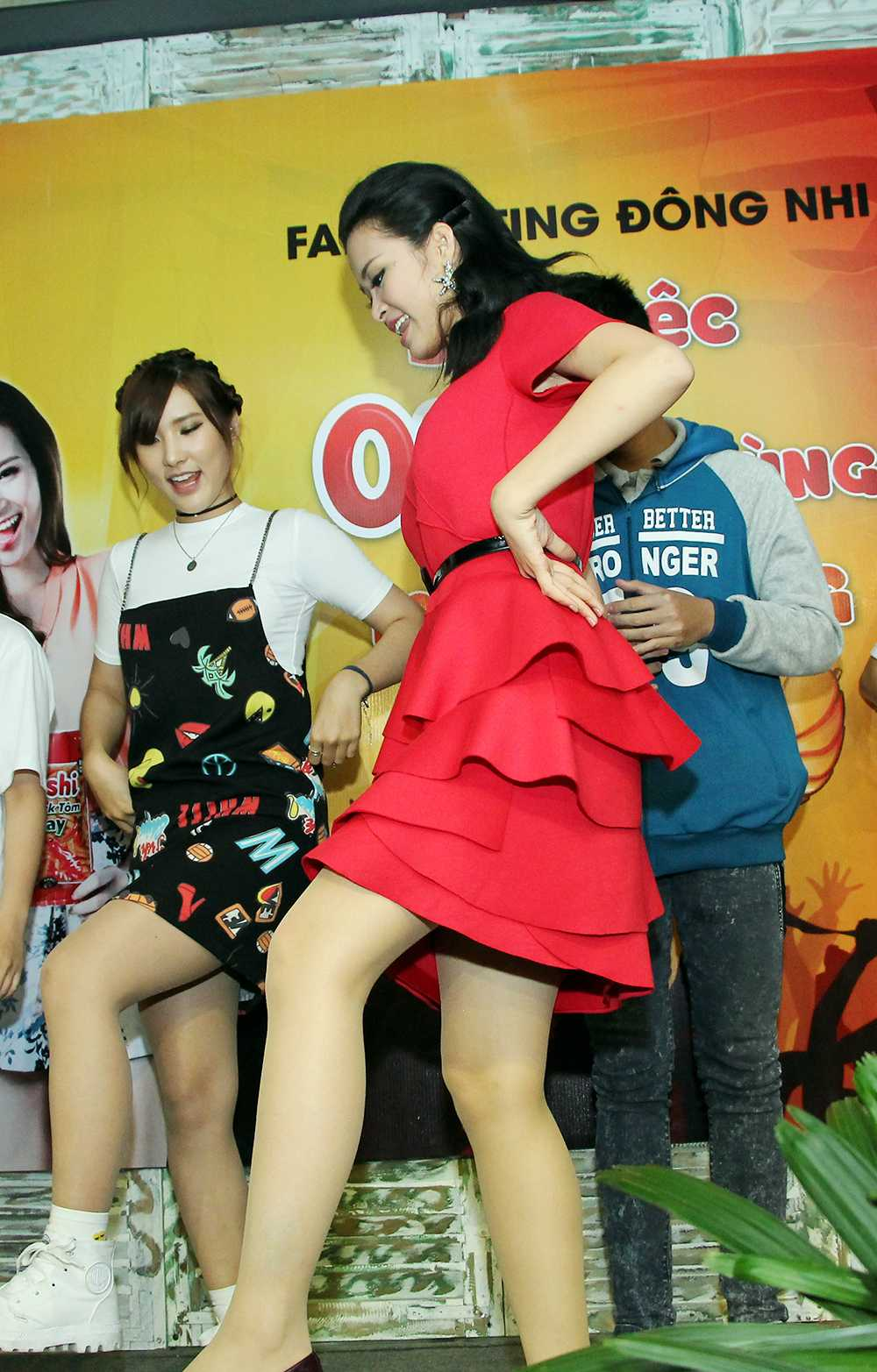 Dong Nhi tiet lo ve liveshow dau tien trong su nghiep hinh anh 5