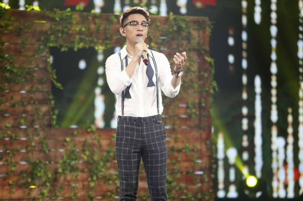 Truc tiep Vietnam Idol: Thu Minh doa se 'chem dep' Viet Thang neu quen loi bai hat hinh anh 4