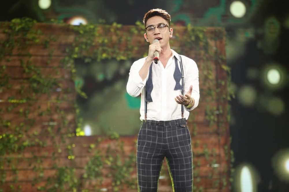 Truc tiep Vietnam Idol: Thu Minh doa se 'chem dep' Viet Thang neu quen loi bai hat hinh anh 5