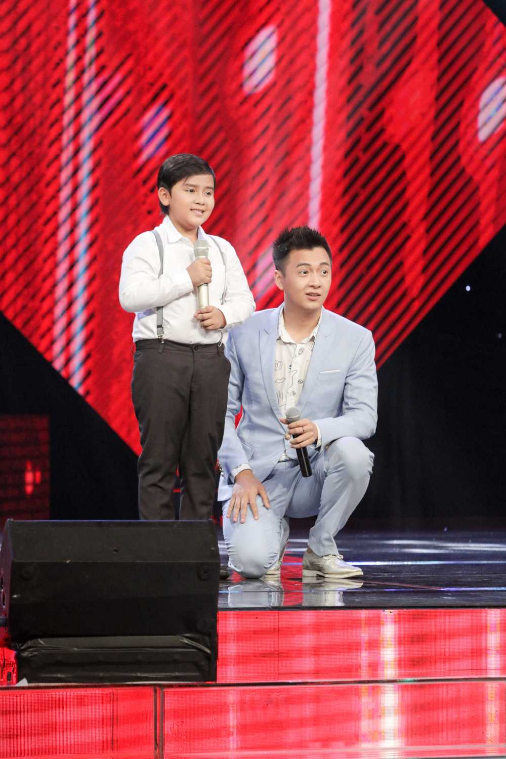 Hoc tro cua Vu Cat Tuong se dang quang The Voice Kids 2016? hinh anh 2