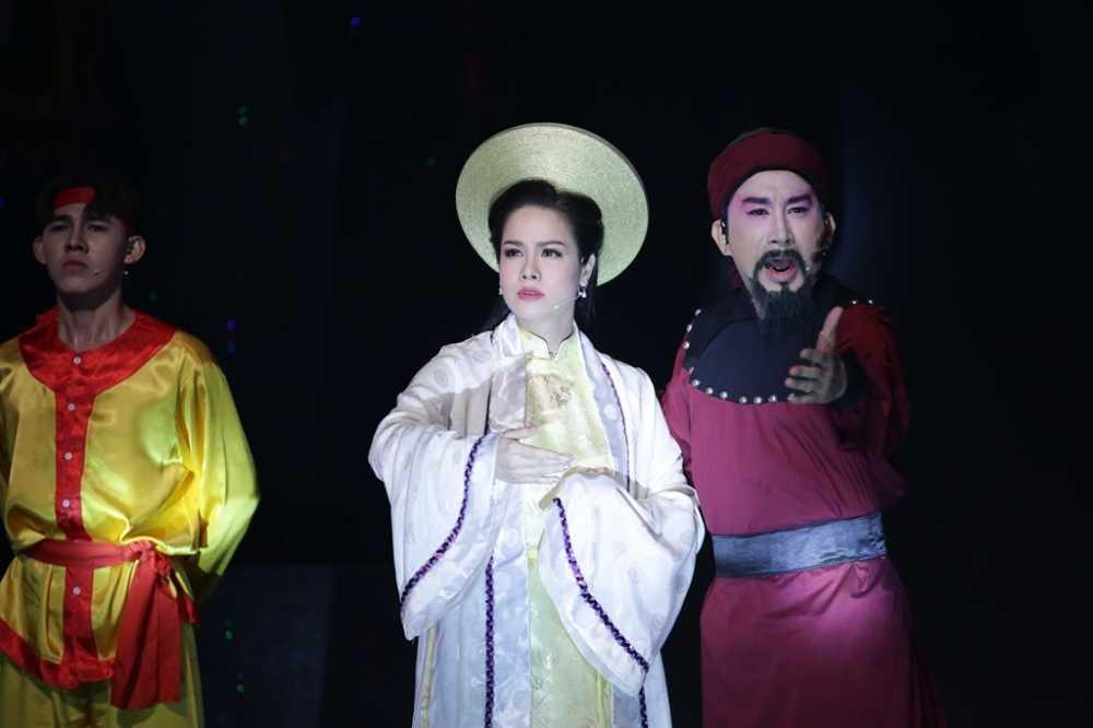 Phuong Thanh binh tinh khi bi Trang Nhung 'nha tram ti' 'bat lai' tren ghe nong hinh anh 11