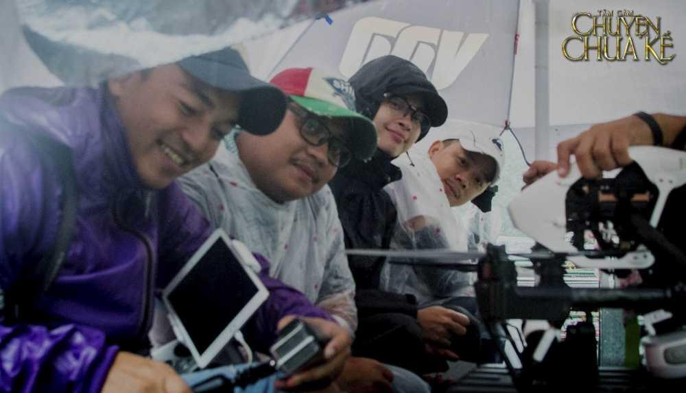 Phim Tam Cam: Chuyen hau truong bay gio moi ke hinh anh 3