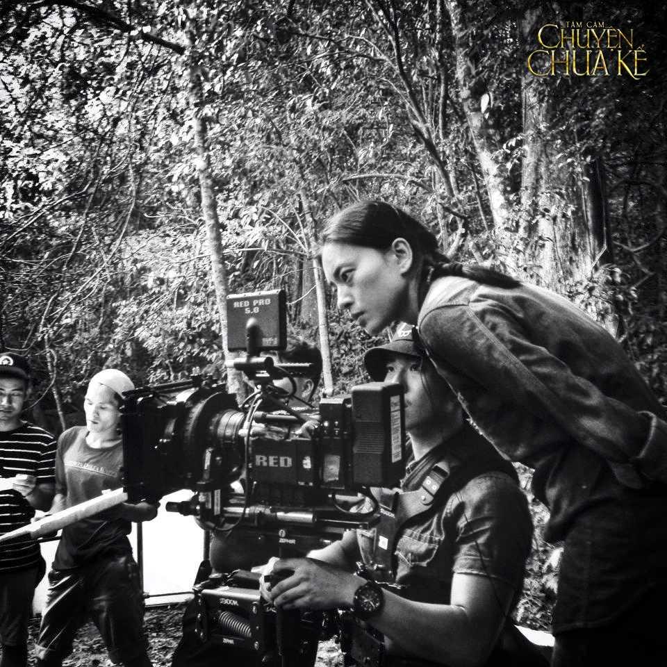 Phim Tam Cam: Chuyen hau truong bay gio moi ke hinh anh 4