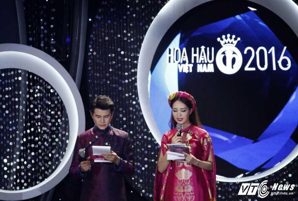 30 nhan sac Hoa hau Viet Nam toa sang trong ao dai 'Ngoc Vien Dong' hinh anh 3
