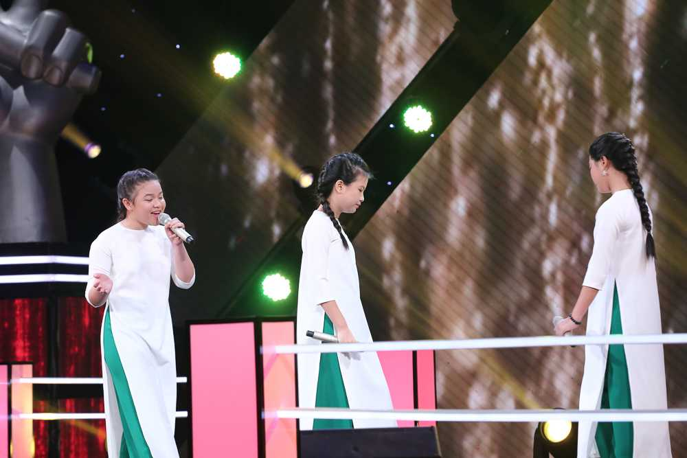Noo Phuoc Thinh – huan luyen vien 'mit uot' nhat The Voice Kids hinh anh 3