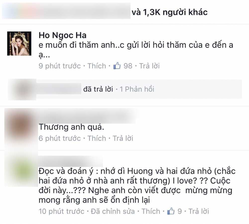 Phuong Thanh: 'Anh Minh Thuan khoc hoi nhieu nen han che nguoi tham' hinh anh 9