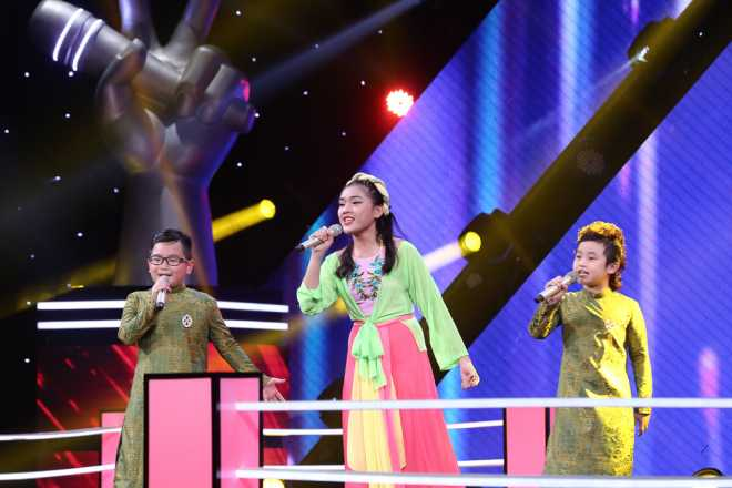 Noo Phuoc Thinh – huan luyen vien 'mit uot' nhat The Voice Kids hinh anh 5