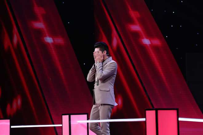 Noo Phuoc Thinh – huan luyen vien 'mit uot' nhat The Voice Kids hinh anh 9