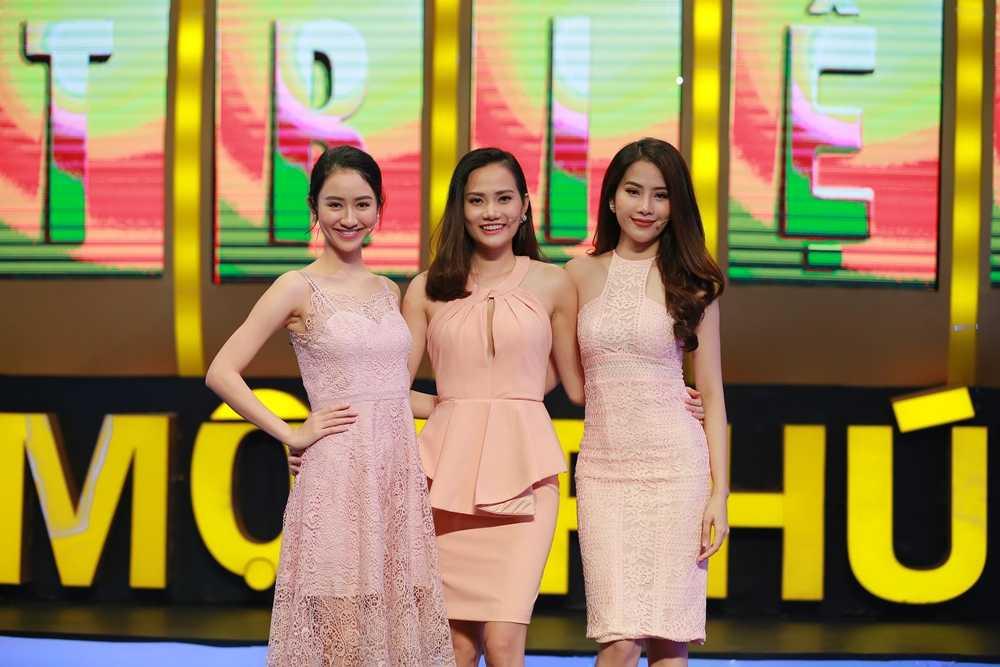 Tran Thanh 'can loi' vi bi 3 nang Hoa hau chat chem hinh anh 6