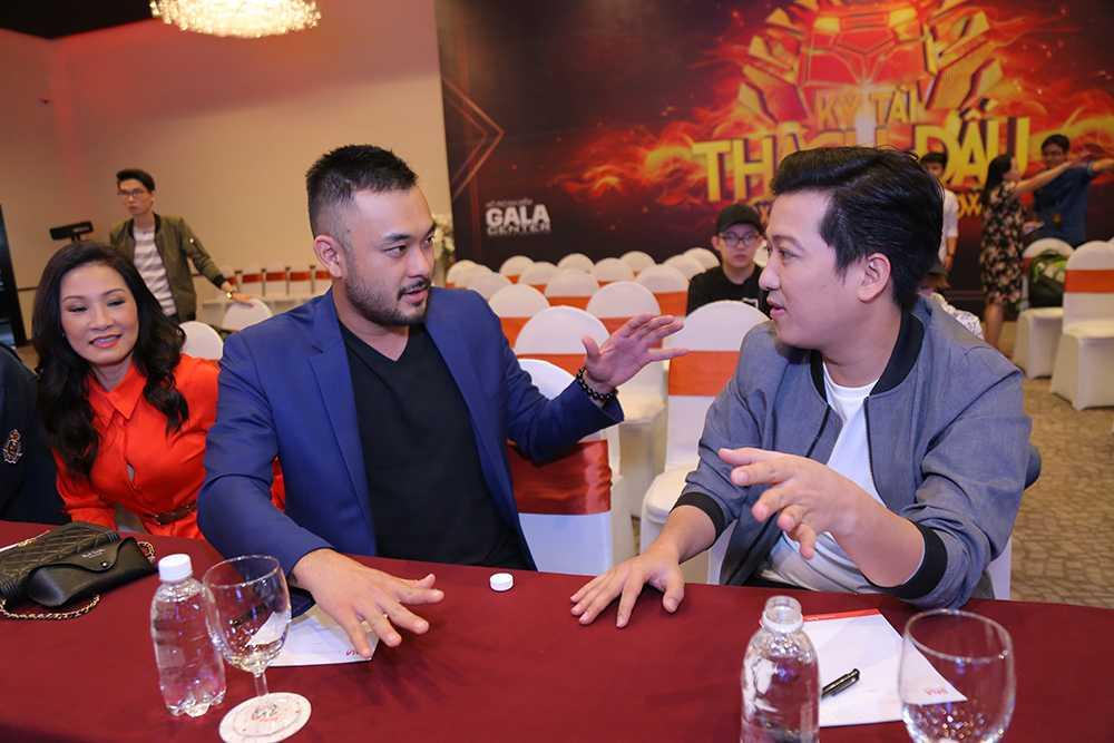 Truong Giang: 'Toi khong muon nhan show nhu noi lau thap cam' hinh anh 2