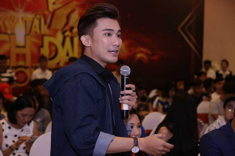 Truong Giang: 'Toi khong muon nhan show nhu noi lau thap cam' hinh anh 4