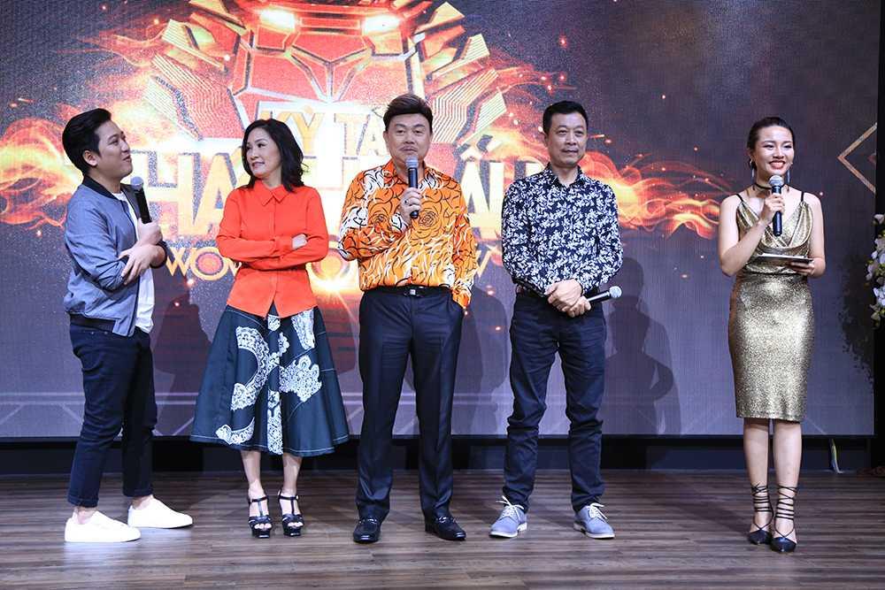 Truong Giang: 'Toi khong muon nhan show nhu noi lau thap cam' hinh anh 6