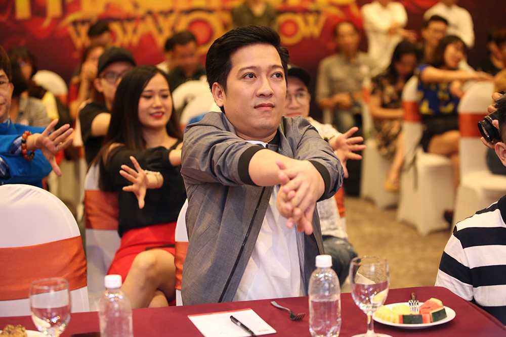 Truong Giang: 'Toi khong muon nhan show nhu noi lau thap cam' hinh anh 5