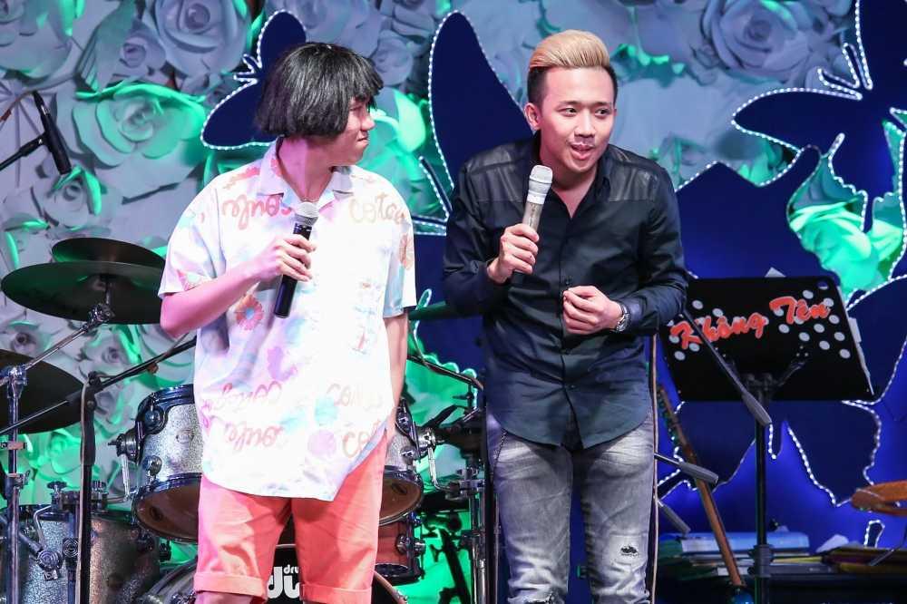 Tuan Hung: 'Cung nam tay nhau dong vien, anh Minh Thuan se som khoe lai' hinh anh 12