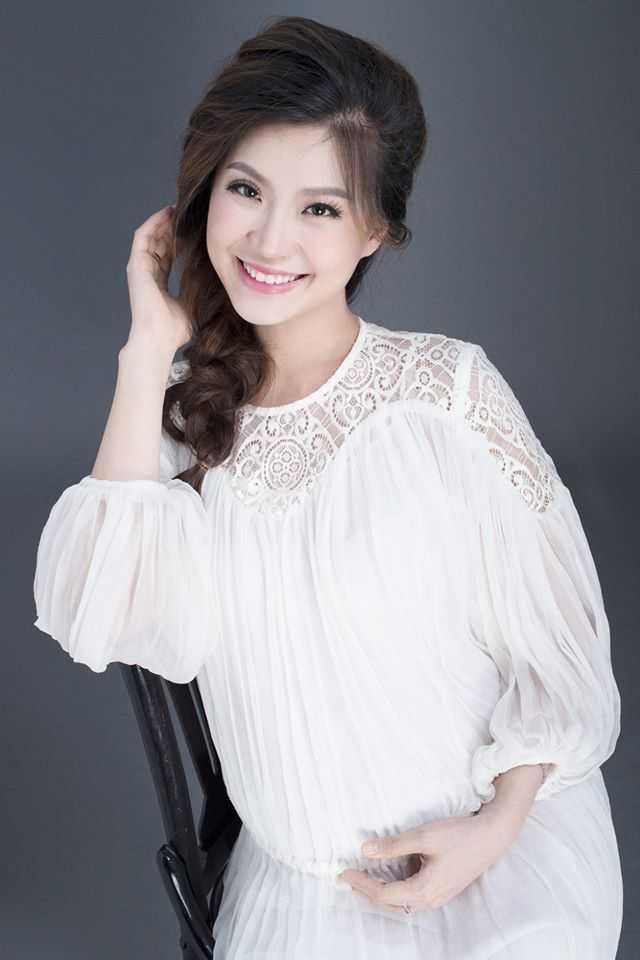 A hau Diem Trang hanh phuc don cong chua dau long hinh anh 5