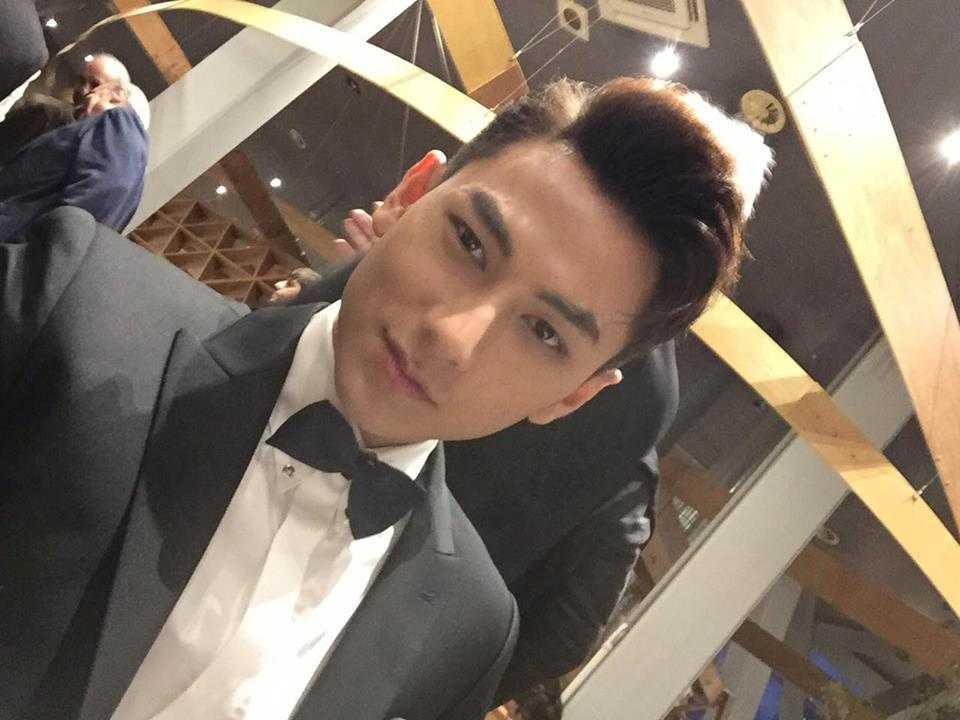 Isaac noi bat khong kem gi sao Han tai Lien hoan phim Busan hinh anh 3