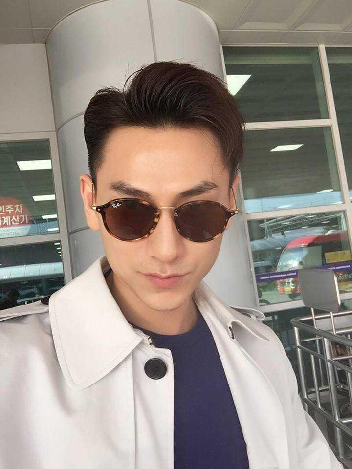 Isaac noi bat khong kem gi sao Han tai Lien hoan phim Busan hinh anh 1