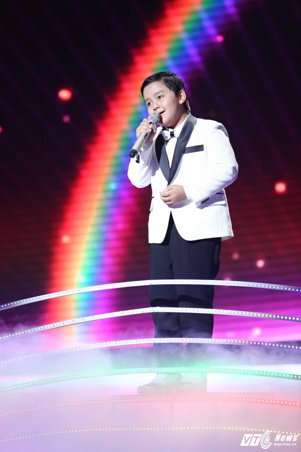 Giong hat Viet nhi: Team Noo Phuoc Thinh gay sot voi 'Thu Minh phien ban nhi' hinh anh 18