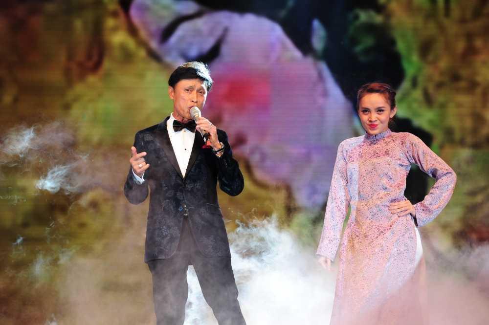 Danh ca Tuan Ngoc lan dau tham gia 'Thay loi muon noi' hinh anh 2