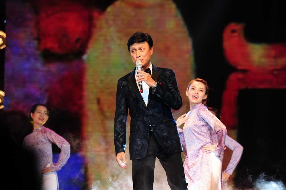 Danh ca Tuan Ngoc lan dau tham gia 'Thay loi muon noi' hinh anh 1