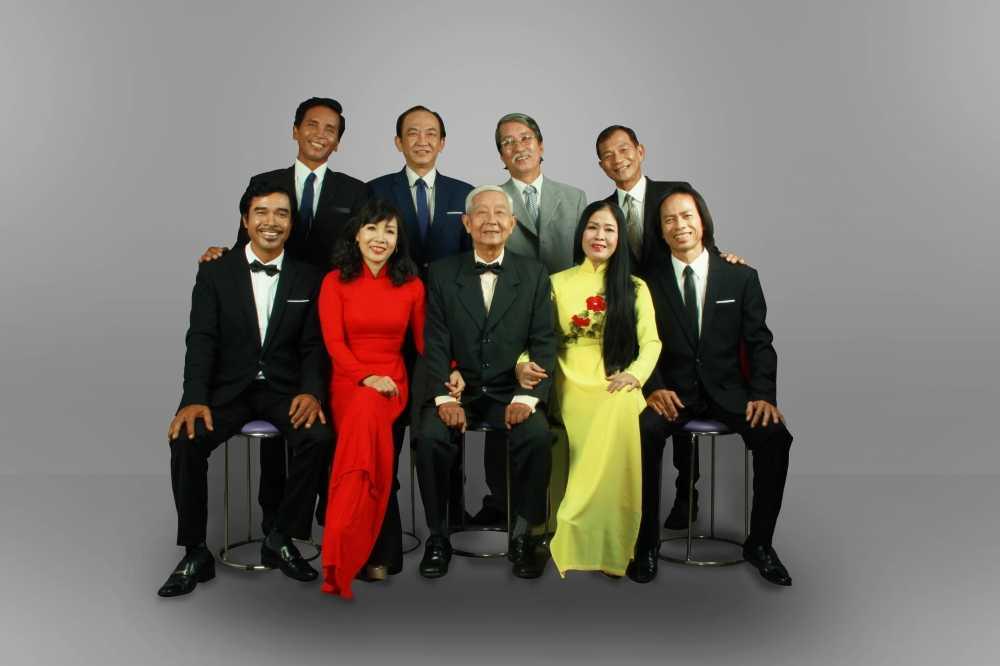 Danh ca Tuan Ngoc lan dau tham gia 'Thay loi muon noi' hinh anh 3