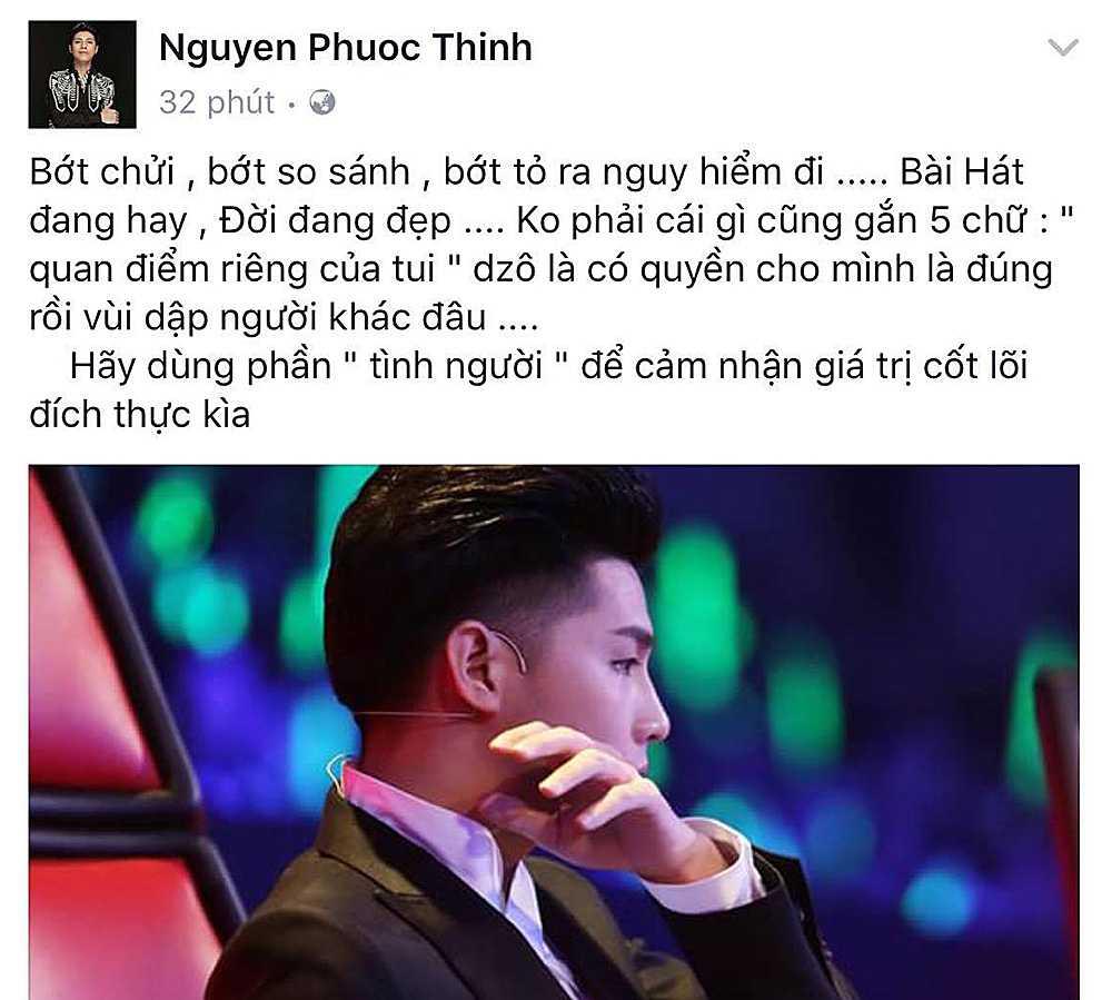 Noo Phuoc Thinh – Dong Nhi 'xu long' bao ve hoc tro hinh anh 4
