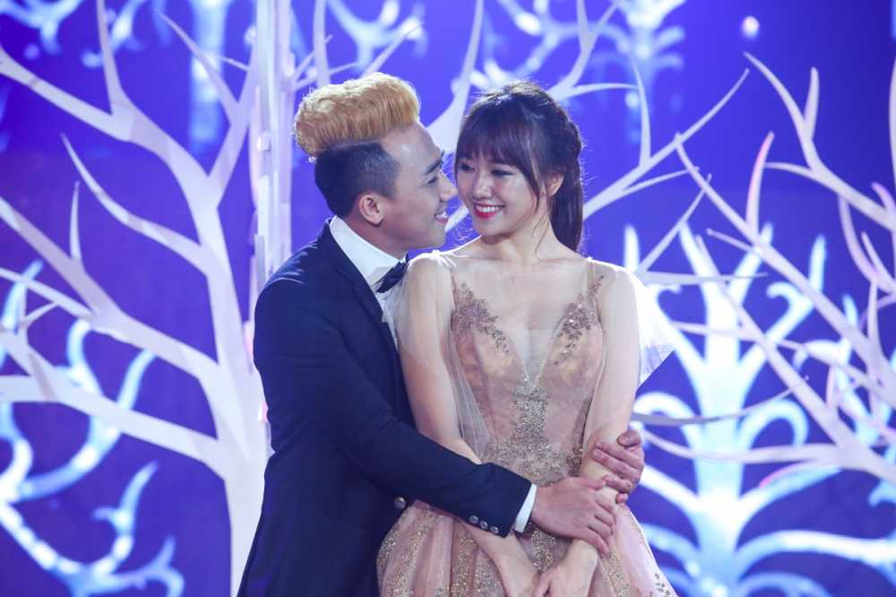 Ro tin don ket hon voi Tran Thanh ngay 25/11, quan ly cua Hari Won len tieng hinh anh 3