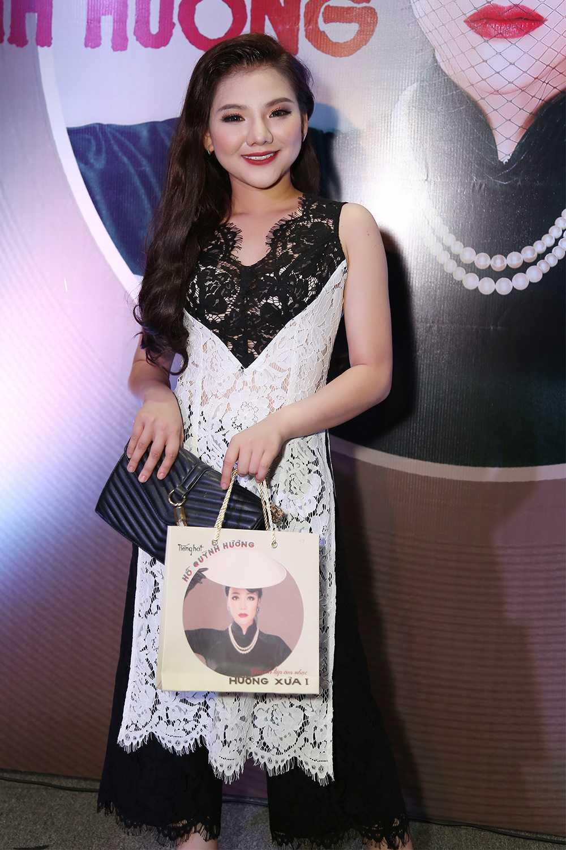 Ho Quynh Huong yeu cau khong dong MV voi nguoi khac gioi hinh anh 5