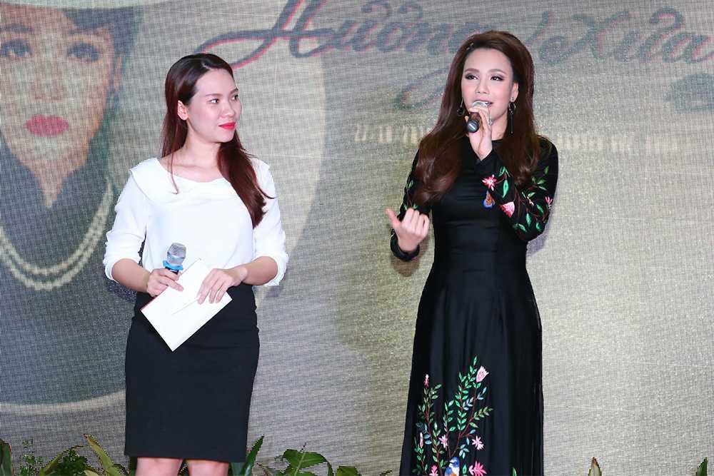 Ho Quynh Huong yeu cau khong dong MV voi nguoi khac gioi hinh anh 3
