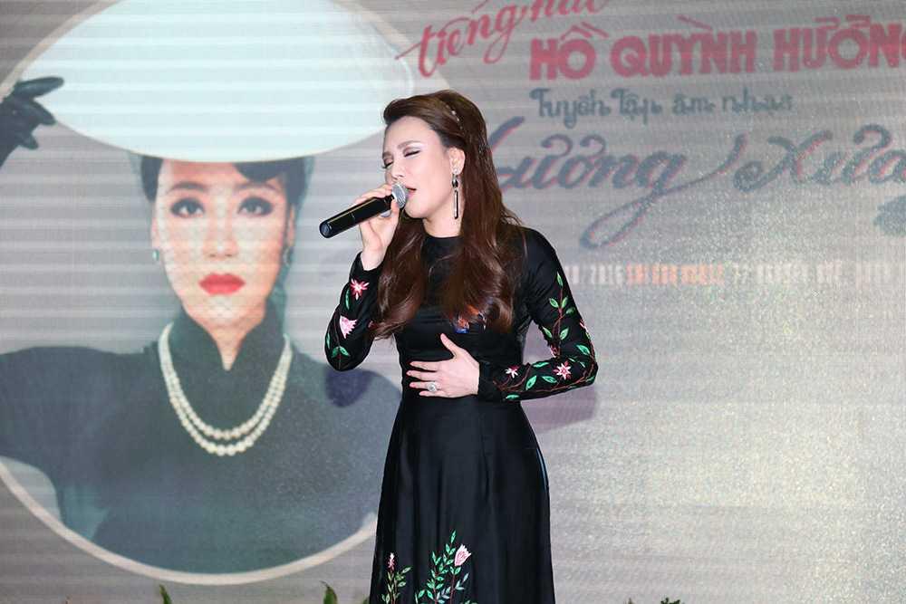 Ho Quynh Huong yeu cau khong dong MV voi nguoi khac gioi hinh anh 4
