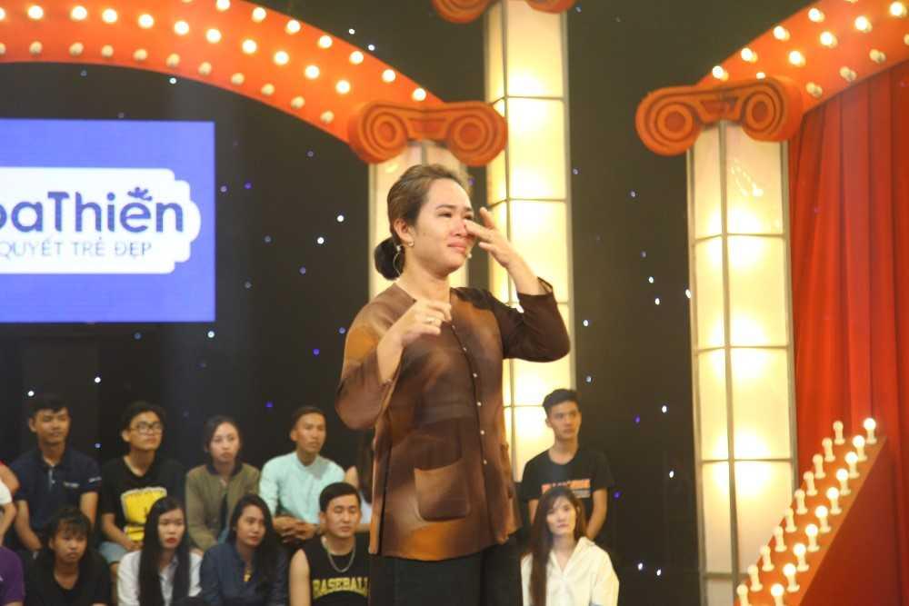 'Thi sinh trieu like' khien Tran Thanh khoc, Truong Giang phai vai lay hinh anh 5