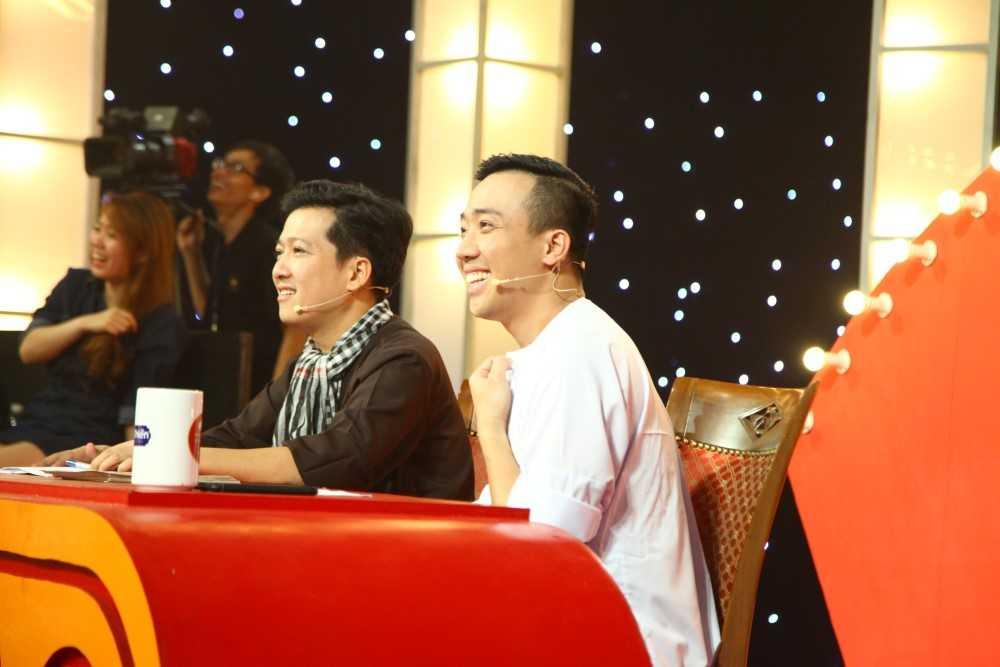 'Thi sinh trieu like' khien Tran Thanh khoc, Truong Giang phai vai lay hinh anh 6