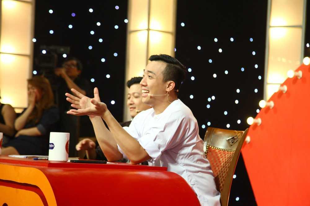 'Thi sinh trieu like' khien Tran Thanh khoc, Truong Giang phai vai lay hinh anh 7