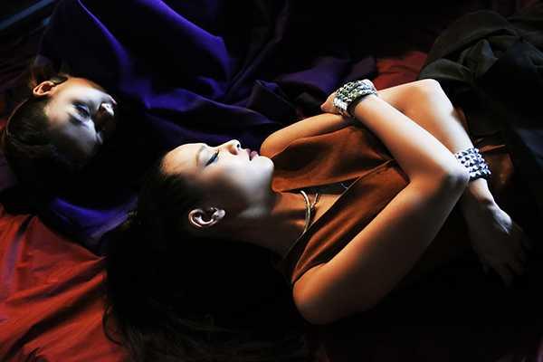 Phi Phuong Anh 'phai long' Lily Nguyen trong hau truong phim ngan hinh anh 7