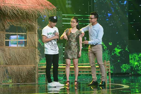 Cam Ly, Dan Truong cang thang truoc dem chung ket Tuyet dinh song ca hinh anh 2