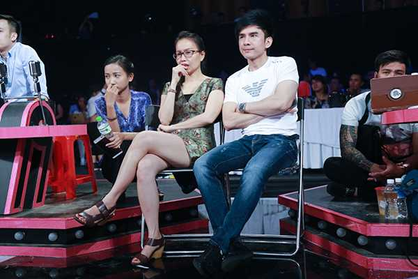 Cam Ly, Dan Truong cang thang truoc dem chung ket Tuyet dinh song ca hinh anh 3
