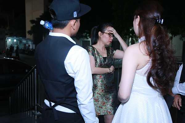 Cam Ly, Dan Truong cang thang truoc dem chung ket Tuyet dinh song ca hinh anh 4